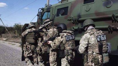 СБУ призывает жителей Бессарабии сохранять спокойствие в связи с сосредоточением в населённых пунктах спецназовцев и военных