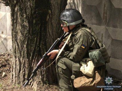 Масштабные учения правоохранителей в Одессе прошли успешно