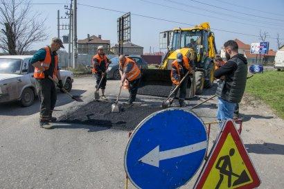 Произведен ремонт дороги, соединяющий Суворовский и Лиманский районы Одессы и области