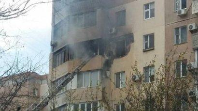 Пожар на Таирова унес несколько жизней