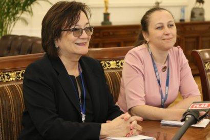 Геннадий Труханов провел встречу с представителями специальной миссии ОБСЕ
