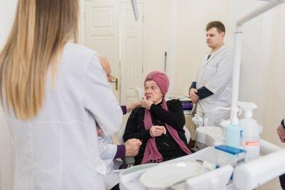 Бесплатная стоматология: социальный проект в действии