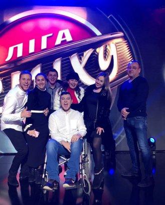 Успех студента из Одессы в Лиге смеха