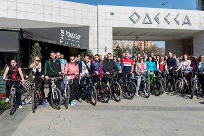 Студенты Одесской Юракадемии открыли спортивный сезон