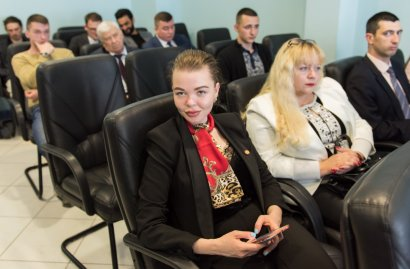 Слушается дело: в Одесской Юракадемии состоялось импровизированное судебное заседание