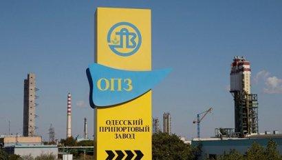Одесский припортовый завод снова остановил производство