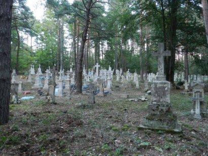 В Польше напали на активистов, которые восстанавливали надгробия воинов УПА