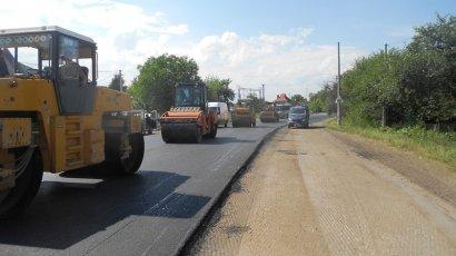 На юге Украины будут строить не асфальтовые, а бетонные дороги?