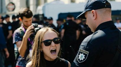 Одесская полиция начала уголовное производство в отношении лидера местных «правосеков» за антисемитизм!