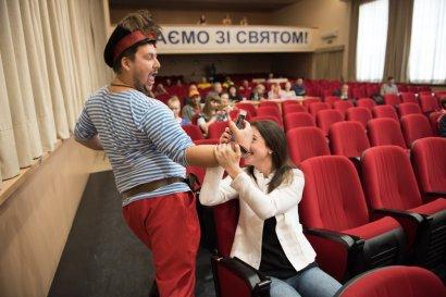 «Пою о тебе я, Одесса моя» - в первом этапе конкурса звучали признания в любви родному городу