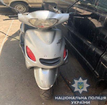 Одесские правоохранители разоблачили мужчину, который совершил несколько краж в течение месяца