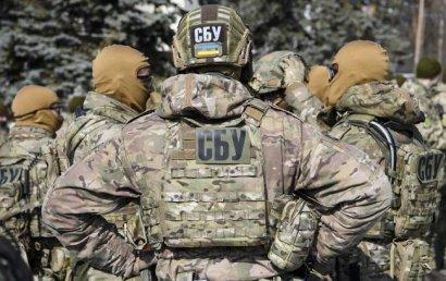 СБУ проводит обыски в райотделах полиции Запорожья