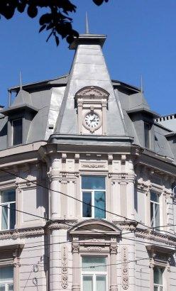 Часы Одессы