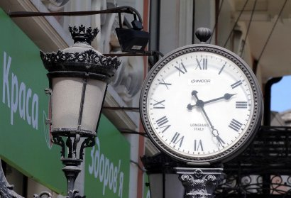 Одесские часы – как олицетворение одесского интернационализма