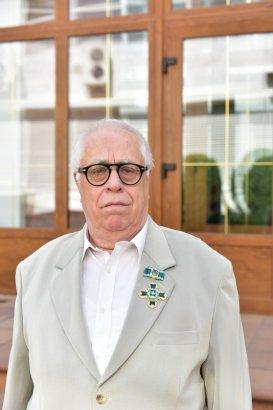 Выдающийся учёный-юрист отметил свой 80-летний юбилей
