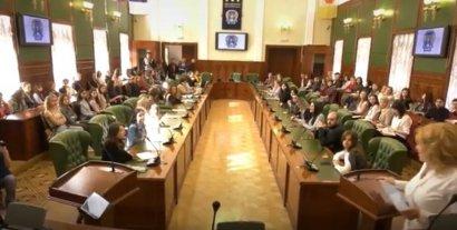 Факультету журналистики Одесской Юракадемии исполнилось пять лет