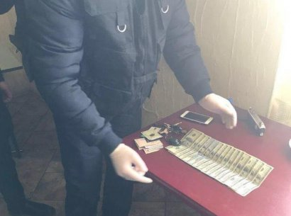В Одесском регионе «засудят» очередного полицейского-взяточника
