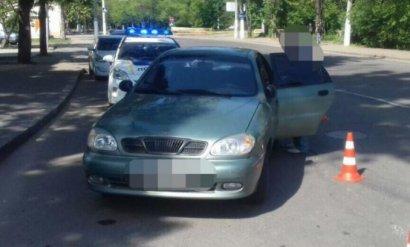 В центре Одессы автомобиль сбил ребенка