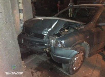 Новое «пьяное «ДТП произошло накануне в центре Одессы