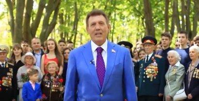 Сергей Кивалов поздравил одесситов с праздником 9 мая!