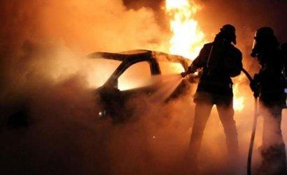 В Одесской области за одни сутки сгорели два автомобиля