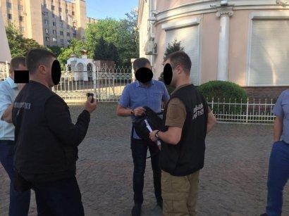 В Одессе на взятке погорел очередной полицейский. На сей раз – следователь
