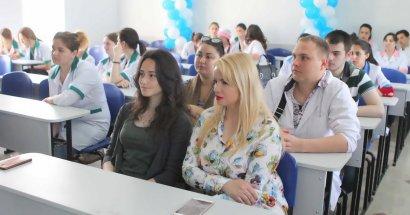 В Одесском медицинском институте МГУ открылась новая специальность – зубной гигиенист