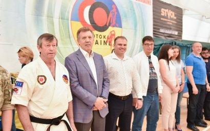 Одесса становится центром развития боевого искусства Макотокай каратэ