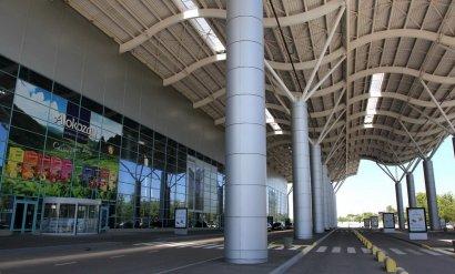 Аэропорт - воздушная гавань Одессы