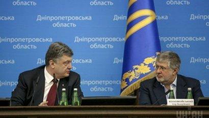 Коломойский заявил о претензиях Порошенко на телеканал «1+1»