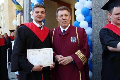 Киевский институт интеллектуальной собственности и права НУ «ОЮА» выпустил более 200 магистров
