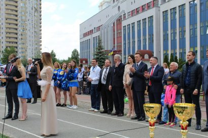 В Киеве прошел Кубок «Содружество учебных заведений» по мини-футболу