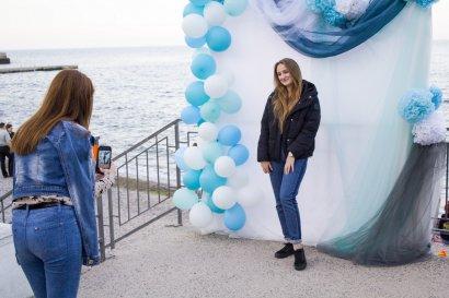 Студенты Одесской Юракадемии провели благотворительный киновечер «Море рядом»