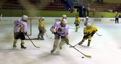 Плей-офф Приднепровской хоккейной лиги
