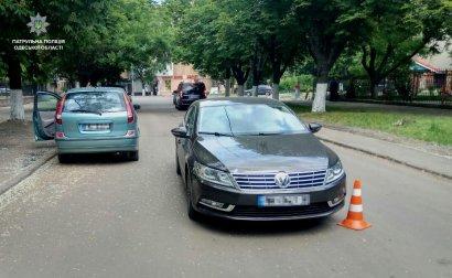 Сразу два ребенка стали жертвами ДТП, которые произошли накануне в Одессе