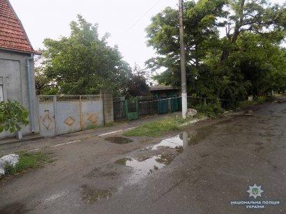В Одесской области совершено очередное преднамеренное убийство с целью ограбления