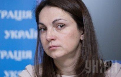 Львовский нардеп Ганна Гопко удивилась, что одесские полицейские отдают приказы по-русски
