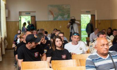 Международная полицейская корпорация общественной безопасности провела отчетное собрание