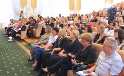 В Одессе прошел форум Национальной платформы «Женщины за мир»