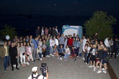 Студенты Одесской Юракадемии провели благотворительную акцию в поддержку Андрея Новичкова