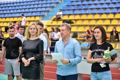 Финал чемпионата по футболу на Кубок президента Одесской Юракадемии