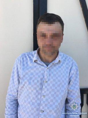 В Одессе полицейские за считанные часы раскрыли убийство местного жителя