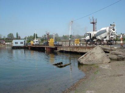 С завтрашнего утра будет перекрыта паромная переправа на трассе Одесса-Черноморск