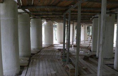 Реставрация Воронцовской колоннады восстановлена