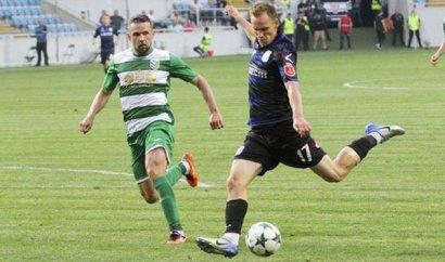 «Черноморец» таки покидает высшую лигу украинского футбола