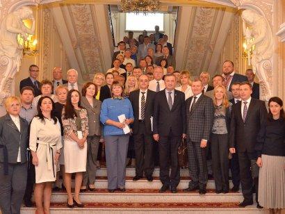 Научно-консультативный совет при Верховном Суде Украины провел первое заседание