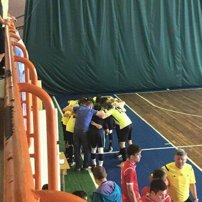 Одесская команда среди фаворитов всеукраинского студенческого первенства по футболу