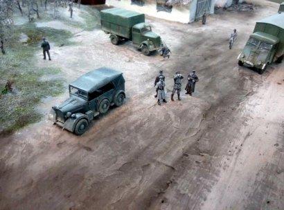 В Одессе воссоздана еще одна страшная страница нашей истории