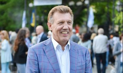 Сергей Кивалов поздравил одесситов с Международным днём защиты детей!