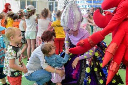 В Одессе масштабно отпраздновали Международный день защиты детей